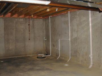 Basement Waterproofing by Specialty Water Damage Restoration LLC
